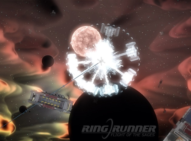 Proof that XBLIG isn't dead: there's some very exciting looking titles still on the horizon.  This is Ring Runner, coming this Summer.  Click the picture for a trailer.