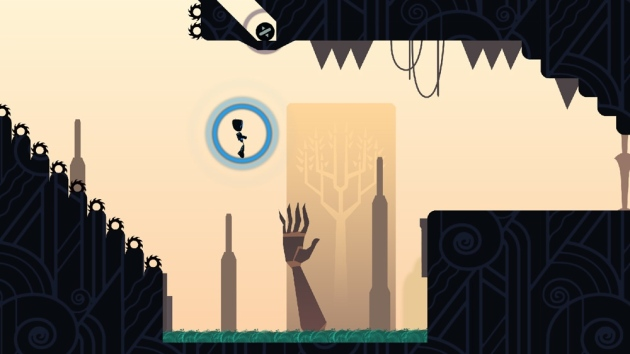 Show of hands: who is sick of games wit the Limbo-like silhouette thing? Let's see, 1, 2, 3, 4..