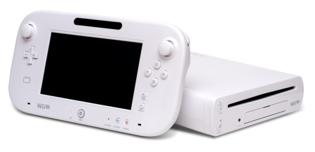 Can't believe I'm saying this, but the Wii U's console is actually the nicest looking one of this generation.  The Gamepad?  Not so much.
