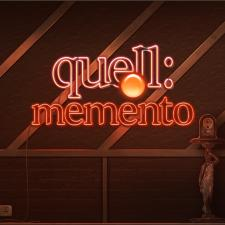 "Quell Memento was developed by Fallen Tree Games ($4.99 said their logo is more like ""Fallen Branch"" games, but branches fall all the time so I guess that would be a silly name in the making of this review)"