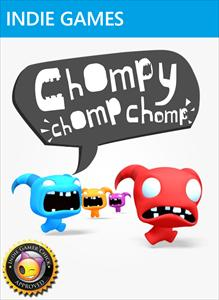 Chompy Chomp Chomp was developed by Utopian World of Sandwiches (80 Microsoft Points admit that the Xbox 360 hasn't exactly been the best platform for party games, but regardless, this is still the best on it in the making of this review.)