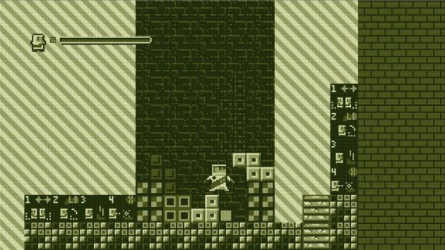 "Ever since my Vintage Hero review, I've been besiegied by endless requests to try another Mega Man-inspired XBLIG.  Well, I actually did purchase Rad Raygun way back when it came out.  It became one of two XBLIGs that triggered a seizure in me.  The developers of Rad Raygun are not resposible for that at all.  I am.  I took the risk of playing it.  They had warned me that they were unsure about sections of the game and that I should show caution.  I played it anyway, because I was like ""well, it looks like an original Game Boy game, with pale greens, blacks, and whites.  I don't think it could possibly set off a seizure.""  I'm not sure where exactly the spell happened, but there was a moment that caused it.  I don't remember most of my experience with it, but according to Brian, I seemed to be enjoying it despite some objections to the controls.  I would also like to say that developers TRU FUN Entertainment were super classy and apologetic about the whole thing, despite having done NOTHING wrong.  I appreciated their sympathy and I will look forward to their future projects.  They're good dudes."