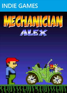 Mechanician Alex was developed by 3T Games ($1 got a teeny tiny chuckle out of the level where enemies consisted of Rubik's Cubes and the female symbol ♀.  Perhaps the developers were not fans of me or Xona Games)