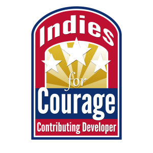 Indies for Courage Seal