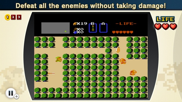 One of the Zelda stages (not the one pictured) required me to use the candle to burn a tree down and reveal a hidden staircase. As God as my witness, I burned every God damned tree on the screen at least three times each and the staircase never appeared. I restarted the stage and the next time the very first tree I torched revealed the staircase. I'm not sure if it was a glitch or not. I never bothered to replay it after that. I had already ripped out enough of my hair by that point that my scalp was bleeding.