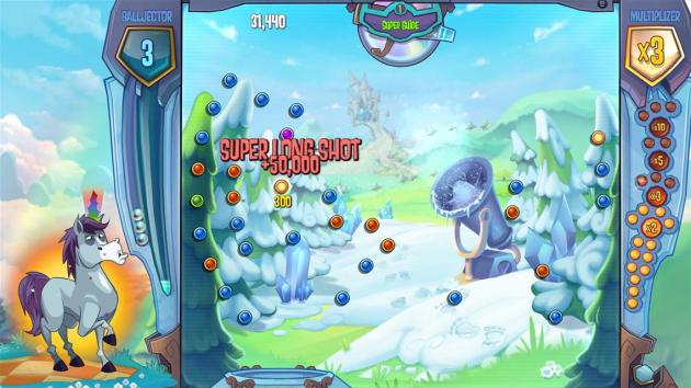 Same old Peggle.