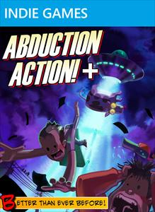 Abduction Action! Plus was developed by Fun Infused Games ($2.99 would rather get an anal probe than play this shit ever again)