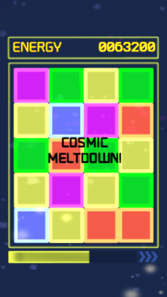"By total coincident, ""Cosmic Meltdown"" is the term Brian used to describe what was happening to me while I was playing 1001 Spikes."