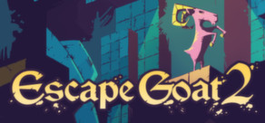 Escape Goat 2 logo