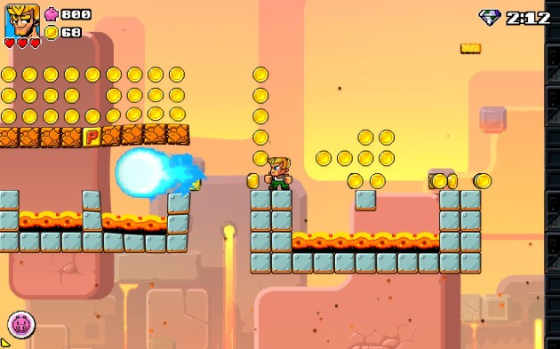 All quiver in front of the might of a fully-upgraded fireball, which renders all the carefully crafted guns in the game worse than useless. It makes them obstacles to be avoided.