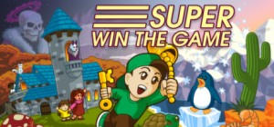 Super Win logo