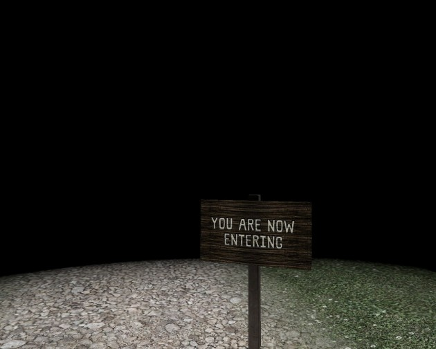 "I was going to make a joke about ""the signpost up ahead, your next stop: the Twilight Zone"" but really, the Beginner's Guide genuinely is a lot like the Twilight Zone. Like, one of the bad ones from season 4."
