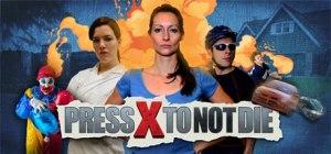 Press X