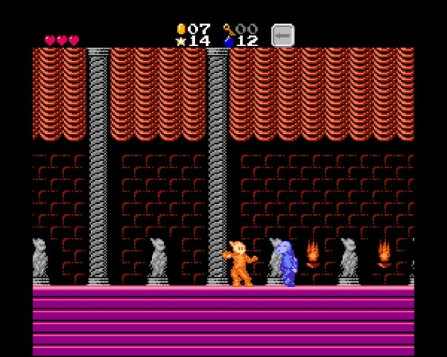 """This is not Zelda II. Hey retro fanboys, here's a thought: instead of seeing this picture and saying """"that makes me want to play Zelda II, a game I've already finished twenty times"""" why not, I dunno, PLAY THIS GAME THAT YOU'VE NEVER PLAYED BEFORE? Ugh."""