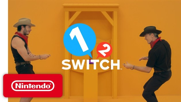 1-2-Switch looks like a perfectly fine tech demo pack-in. But it's not a pack-in. Utterly baffling to me. If it came with a controller, like Wii Play, then I could justified paying $50 for a tech demo.