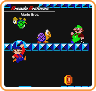 Arcade Archives Mario Bros Indie Gamer Chick